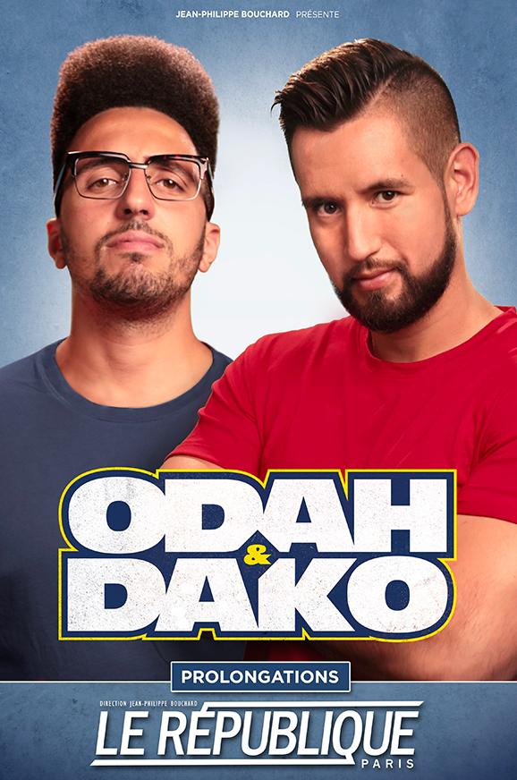 Odah et Dako sur le salon des CE eluceo Paris
